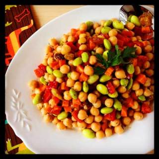 Chickpea salad health benefits