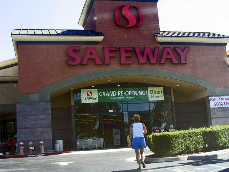 Veggiemeat comes to Safeway