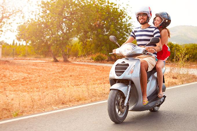 Dès 14 ans stage scooter 50 cc Permis AM (ex BSR) FAMILY PERMIS