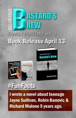 Family Portrait series fun fact 6