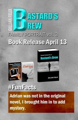 Family Portrait series fun fact 7