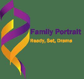 Family Portrait Logo created by Sherrian Felix