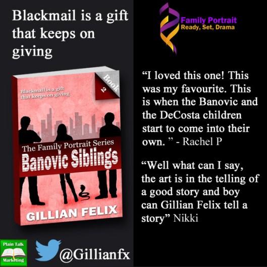 Banovic Siblings Review banner