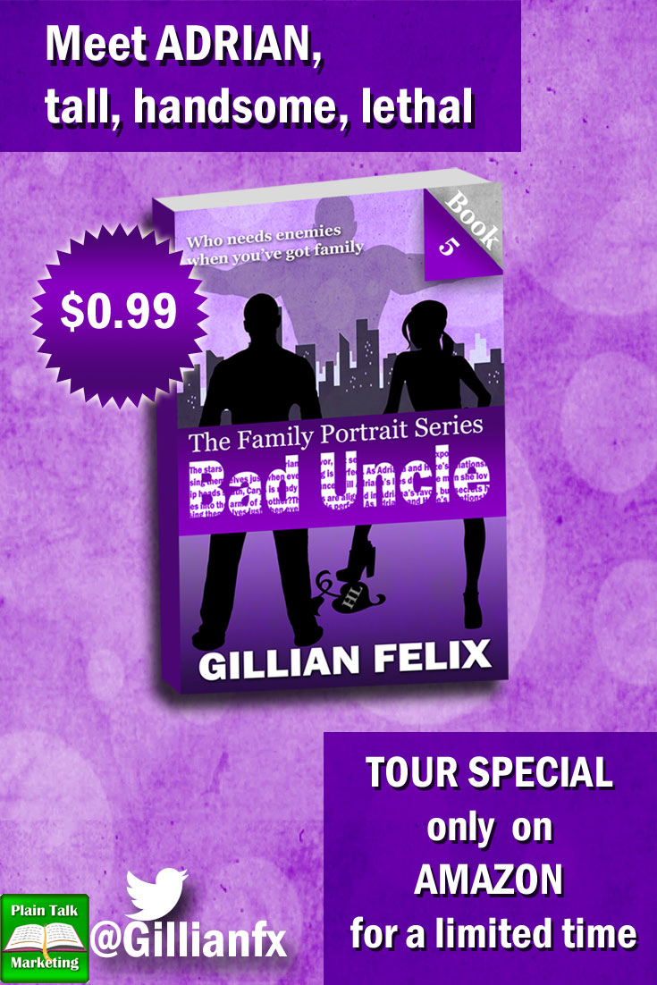 Bad Uncle promo graphic