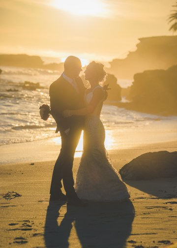 Laguna Beach Bridal Session