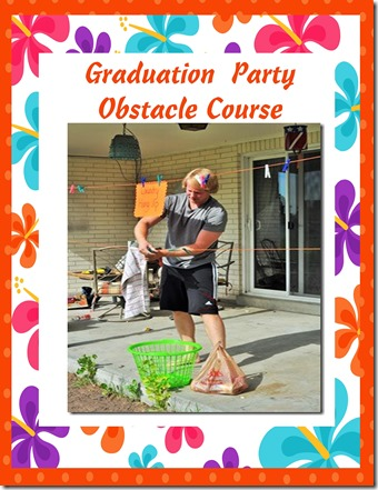 Graduation obsticle course