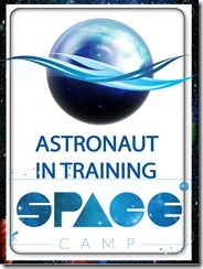 space camp badge 1