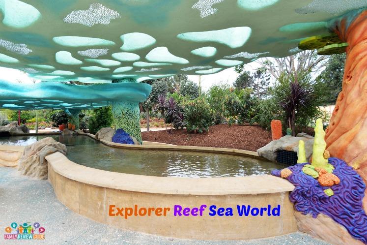 Explorer's Reef wide shot