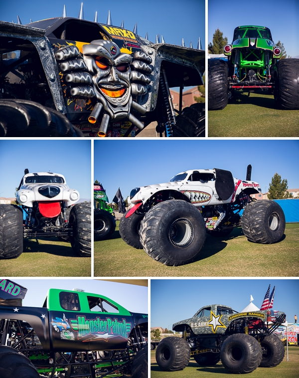 make a wish and monster jam