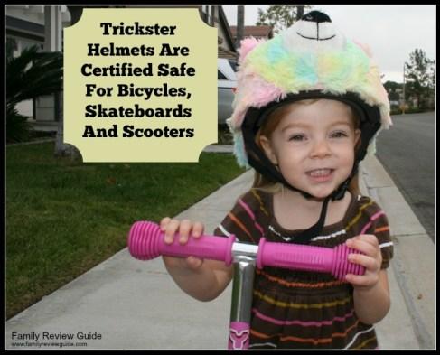 trickster helmet safe