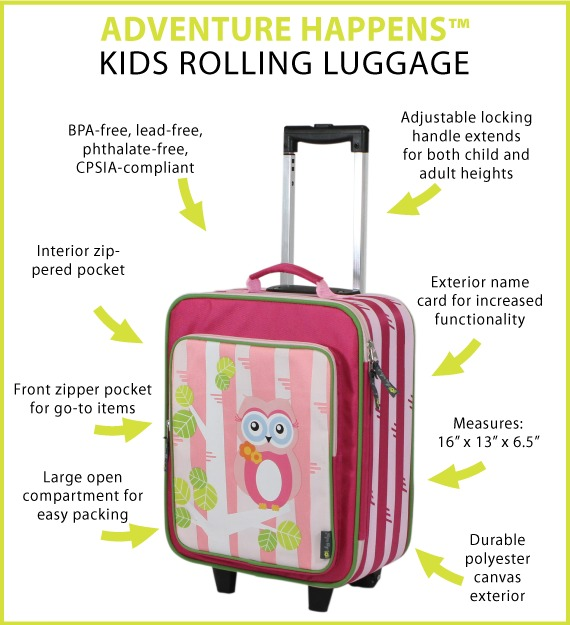 adventure-happens-kids-rolling-luggage-suitcase-detail-chart