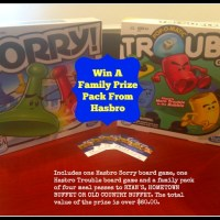 Giveaway-Family Prize Pack From Hasbro 6/17