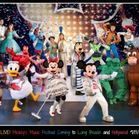 Disney Live! Mickey's Music Festival Will Get You On Your Feet