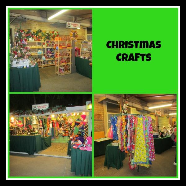 Knotts Merry Farm Christmas Crafts