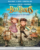 The Boxtrolls are coming to DVD