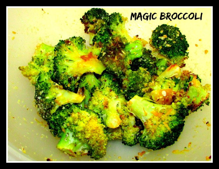Farm-Fresh-To-You magic broccoli