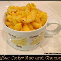Slow Cooker Mac and Cheese Recipe