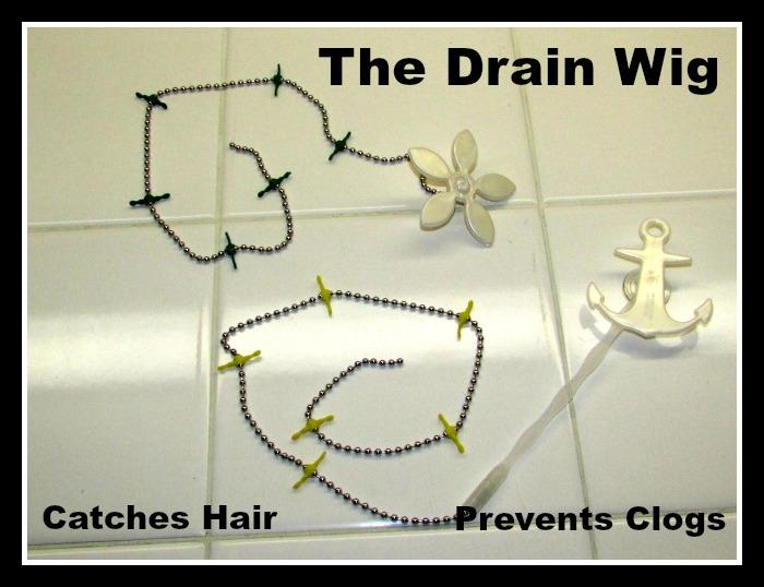 Drain Wig