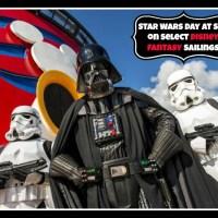 """Star Wars Day at Sea on Select """"Disney Fantasy"""" Sailings"""