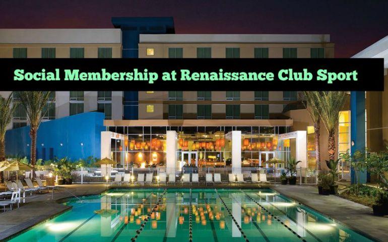 Renaissance club sport deals