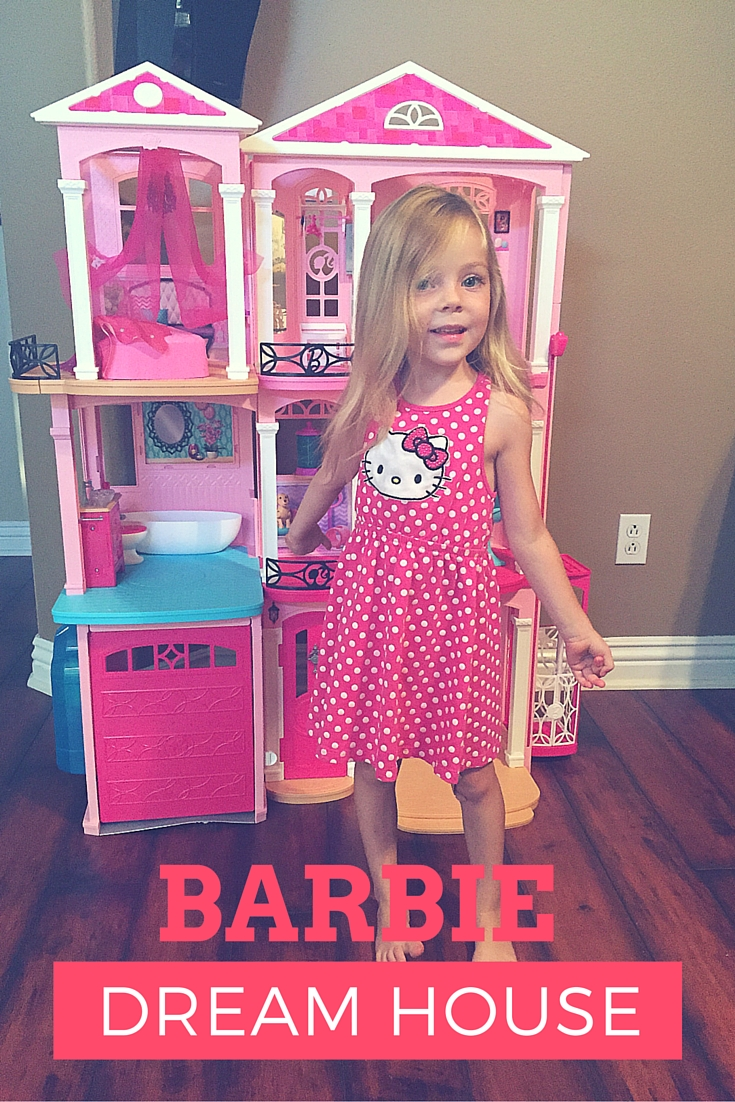 Our Pinks Dreams Have Come True Barbie's Dreamhouse Opens Its Doors InFlorida