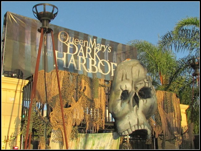 Dark Harbor at the Queen Mary