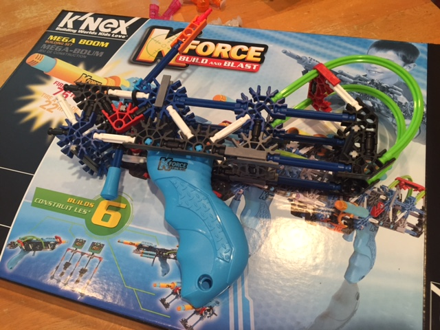 Knex Force Mega Boom Building Set Family Review Guide