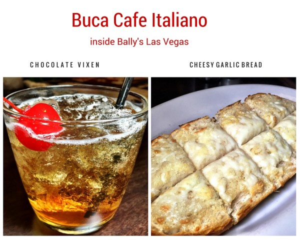 Buca Cafe Italiano buffet-2
