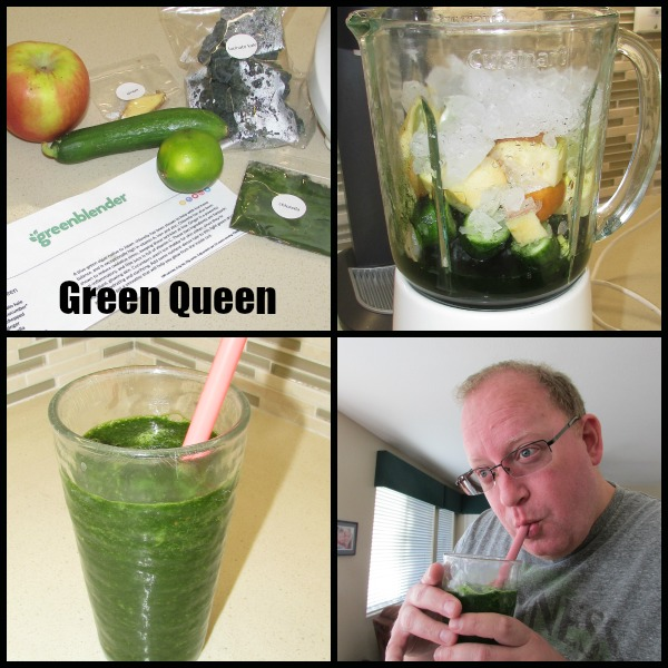 Greenblender Green Queen