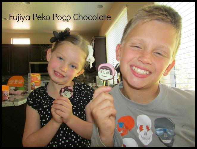 Tokyotreat Peko Poco Chocolate