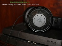 Theater Quality Surround Sound For Your PS4