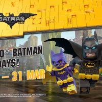 Lego Batman Movie Days
