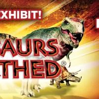 Prehistoric adventures await you