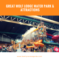 Family Guide To Great Wolf Lodge Part 2