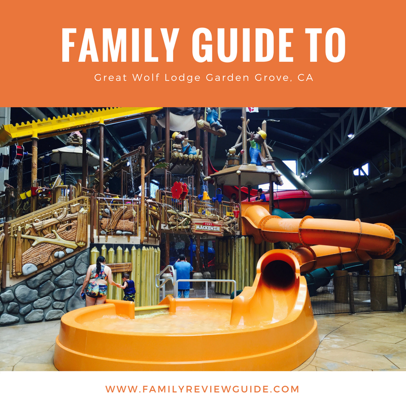 family guide to great wolf lodge part 1 family review guide - Great Wolf Lodge Garden Grove