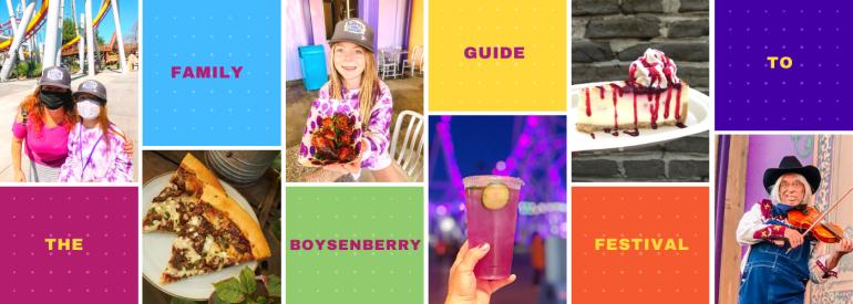taste of boysenberry frstival