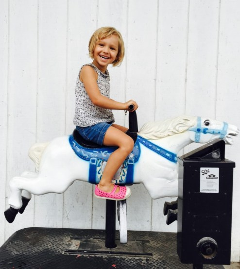 pony rides, Turner Falls, MA
