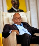Zuma on campaign trail. Image shot 2011. Exact date unknown.