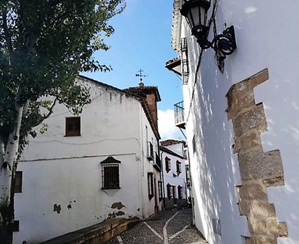 Calle del casco antiguo de Ronda, Málaga