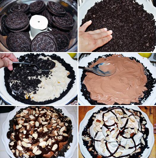 OMG Mud Pie! Detail