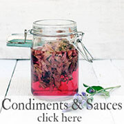 Condiments & Sauces Click Here