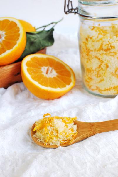 Orange Sugar by FamilySpice.com
