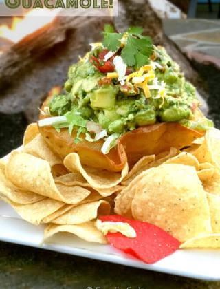 Healthy Cinco De Mayo Eats: Guacamole