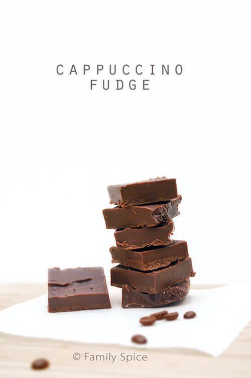 Cappuccino Fudge by FamilySpice.com