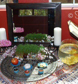 Persian New Year (Norouz) and The First Day of Spring
