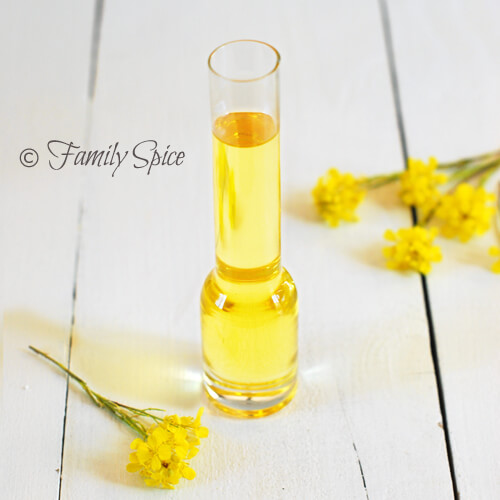 A Lesson on Oils: Canola Oil by FamilySpice.com
