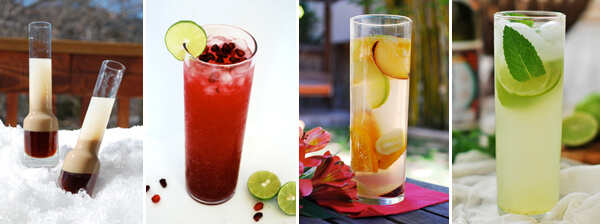 Drink Recipes for Mother's Day