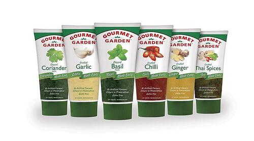 Gourmet Garden bottled herbs