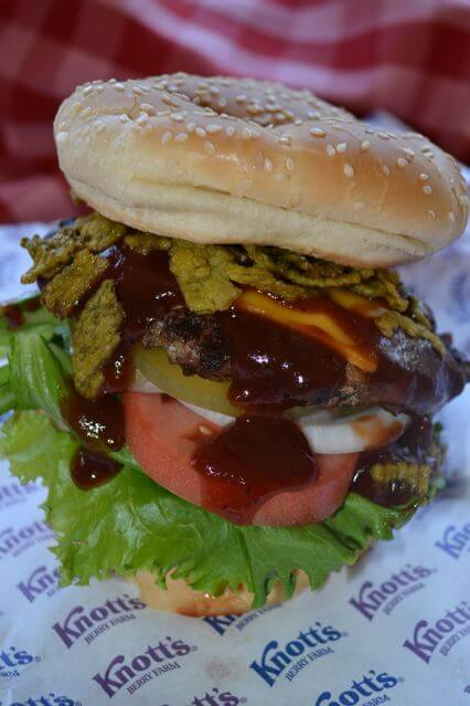 Theme Park Eats: What to Eat at Knott's Berry Farms