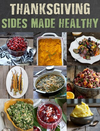 Healthy Thanksgiving Side Dishes for Any Meal!